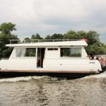 Hausboot mieten, Hausboot Urlaub in Bremervörde, 2 Personen 2 Kinder Nordsee Elbe Oste Stade Big Betty Brobergen